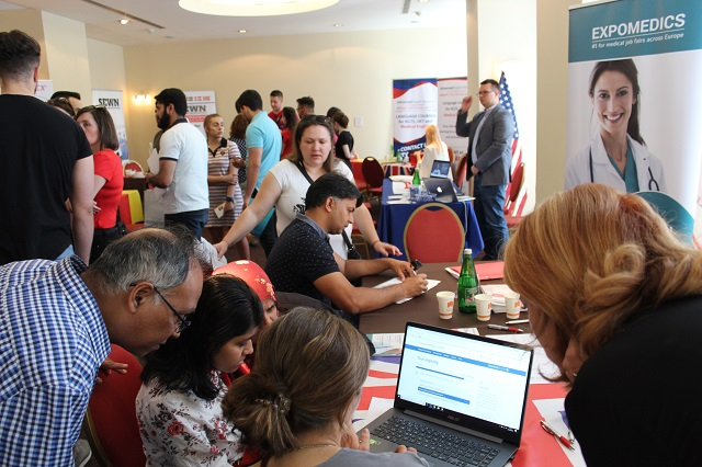 EXPOMEDICS – Joburi în domeniul medical in ROMANIA cat si in restul EUROPEI